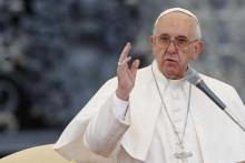 <p>Папа Фрањо</p>