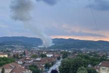 <p>Опет експлозија у Чачку</p>