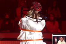 <p>пјевачица Марија Груевска</p>