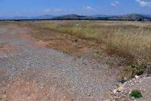 <p>Локација на којој је планирана изградња гробља</p>