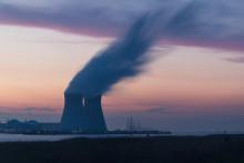 <p>Нуклеарна електрана, илустрација</p>