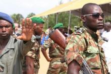 <p>Напади на полицајце у Буркини Фасо</p>