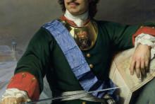 <p>Руски цар Петар Велики - оснивач Санкт Петербурга</p>