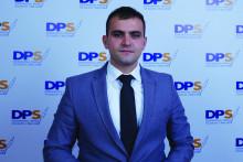 <p>члан Главног одбора ДПС-а Асим Андрић</p>