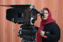 <p>Иранска редитељка Пуран Дерахшандех</p>