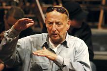 <p>Израелски режисер Ури Барбаш</p>