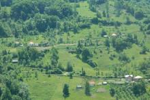 <p>Село Велика у подножју Чакора</p>