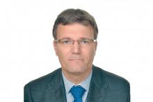 <p>Амбасадор Словеније Дамјан Бергант</p>