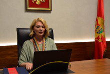 <p>Министарка Ињац</p>