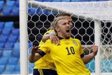 <p>Могу ли Швеђани до четвртфинала</p>
