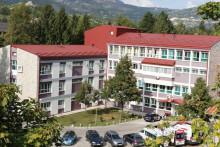<p>Болница Данило први на Цетињу</p>