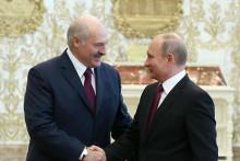 <p>Лукашенко и Путин</p>