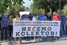<p>Ботуњани у више наврата протестовали против колектора</p>