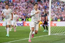 <p>Може ли Мората да одведе Шпанце у полуфинале?</p>