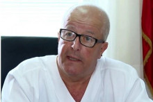 <p>др Горан Комар, директор ДЗ Херцег Нови</p>