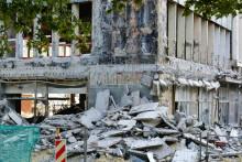 <p>Земљотрес, илустрација</p>