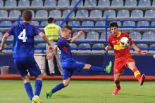 <p>Тучевић је бивши млади црногорски репрезентативац</p>