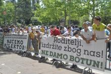 <p>Са ранијег протеста Ботуњана</p>