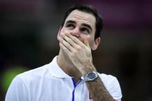 <p>Федерер испао у четвртфиналу</p>