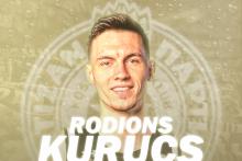<p>Курукс нови играч Партизана</p>