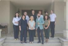 <p>Амбасадорка Турске угостила новинаре у резиденцији у Подгорици</p>