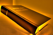 <p>Библија - Свето писмо</p>