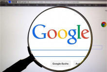 <p>Лого претраживача Гугл</p>