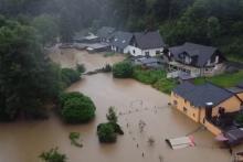 <p>Поплаве Њемачка (Скриншот Nova S)</p>