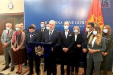 <p>Влада Црне Горе</p>