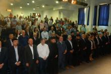 <p>Учесници свечане сједнице СО Андријевица</p>