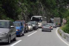 <p>saobracajna guzva u Platijama</p>