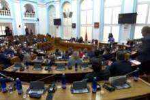 <p>Андрија Поповић удаљен са сједнице због бацања Пословника</p>