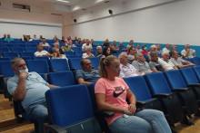 <p>Презентацији присуствовао велики број произвођача</p>