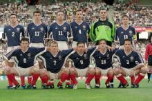 <p>Репрезентација Југославије из периода деведесетих</p>