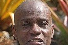 <p>бивши предсједник Жонавел Моиз</p>