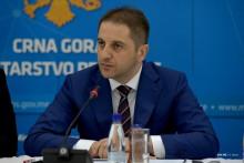 <p>Министар Дамир Шеховић</p>