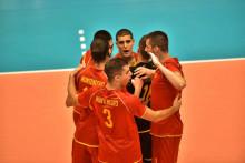 <p>Црногорски јуниори</p>