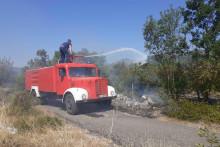 <p>Велики број пожара у Подгорици</p>