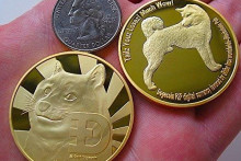 <p>Dogecoin valute</p>