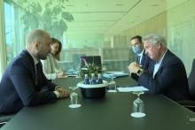 <p>Министар Радуловић са европским партнерима</p>