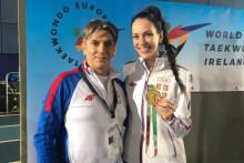 <p>Тијана поново освојила медаљу</p>