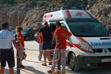<p>Евакуација (Фото: Д.С. портал Дан)</p>