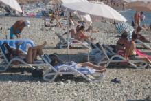 <p>Детаљ са плажа на Тополици</p>