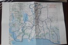 <p>Мапа са границама насеља из 2017. године</p>