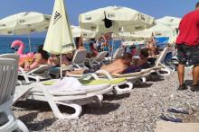 <p>Сутоморска плажа данас</p>