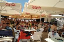<p>На плажи Жаба највише омладине</p>