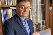 <p>др Будимир Алексић</p>
