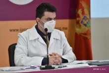 <p>Директор Института за jавно здравље Игор Галић</p>