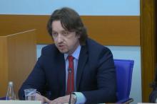 <p>Иницирао састанак - Сергеј Секуловић</p>