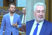<p>Коњевић и Кривокапић</p>